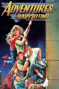 adventures in babysiting movie cover
