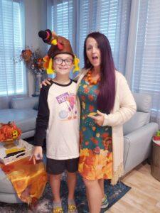 thanksgiving dress