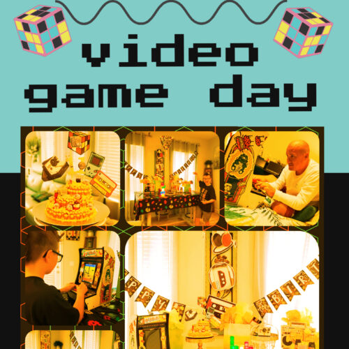 national video game day