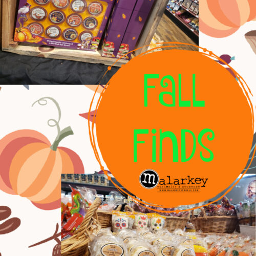 Fall finds pin with goods from fresh market