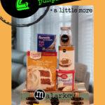 pinterest pn for 2 ingredient pumpkin muffins