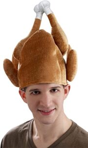 turkey ready to cook hat