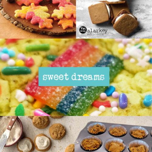 sweet dreams - fall treats