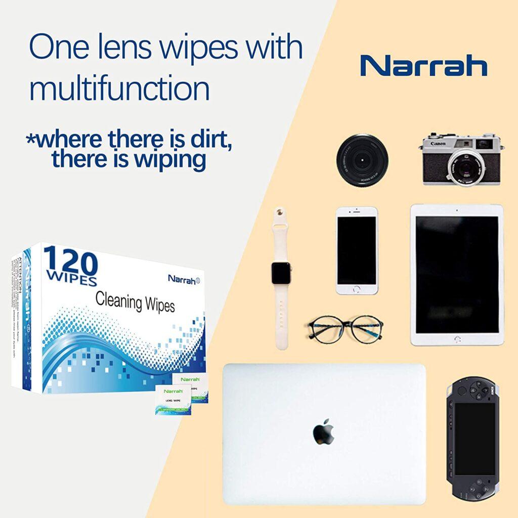 lens wipes - Tidy desk, Tidy Mind - DECLUTTER BOTH