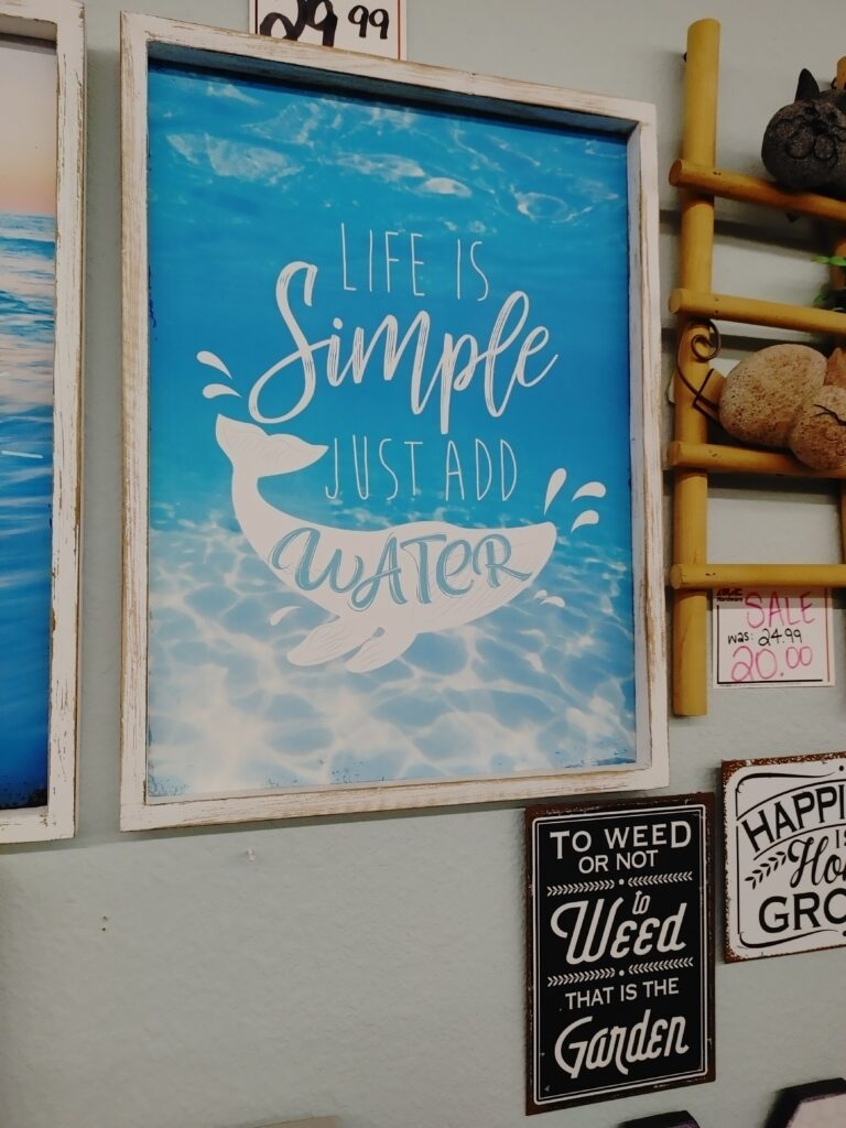 ace hardware signs for summer and hope