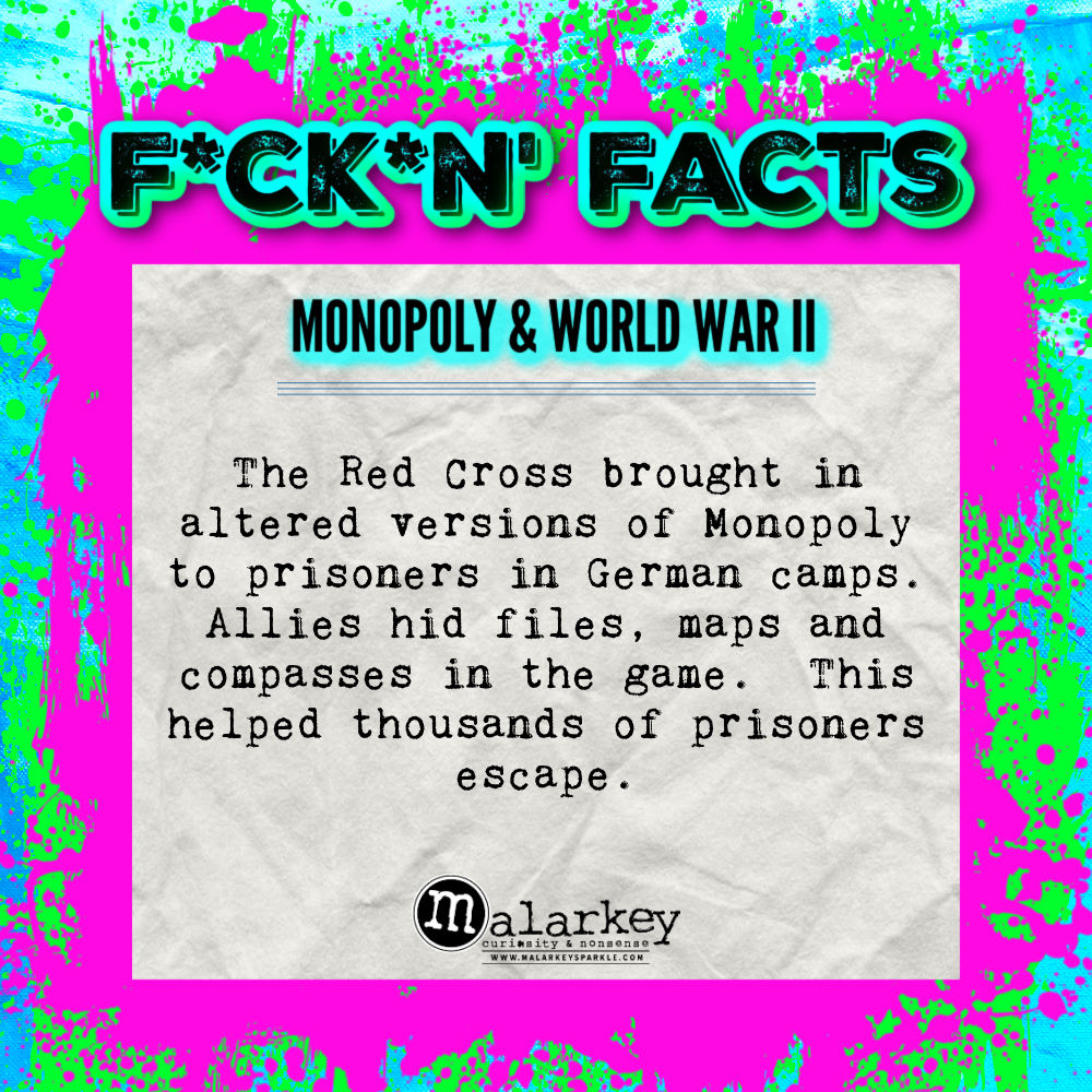 fucking facts - monopoly