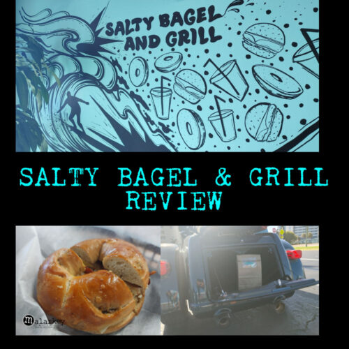 salty bagel and grill