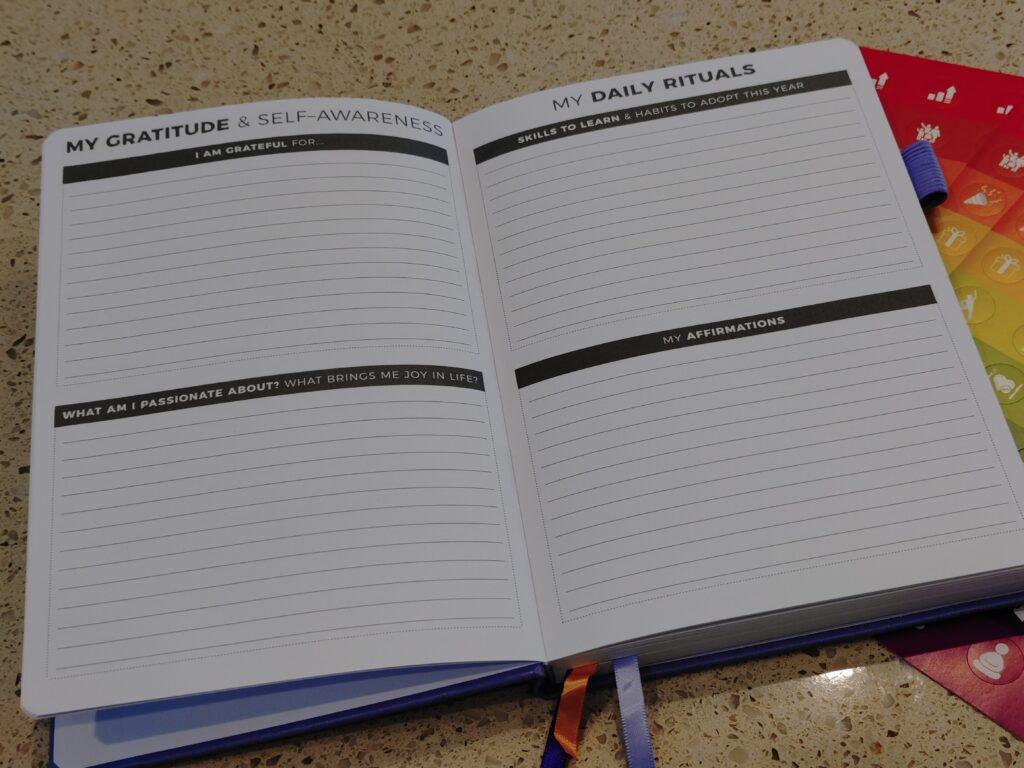the best journal calendar