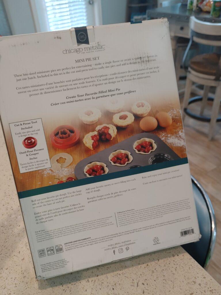 new pie pan