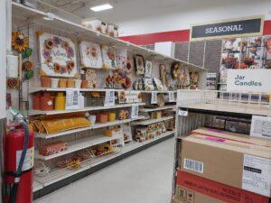 Michael's stores - fall décor