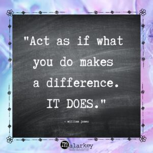 quotes - act like it matters