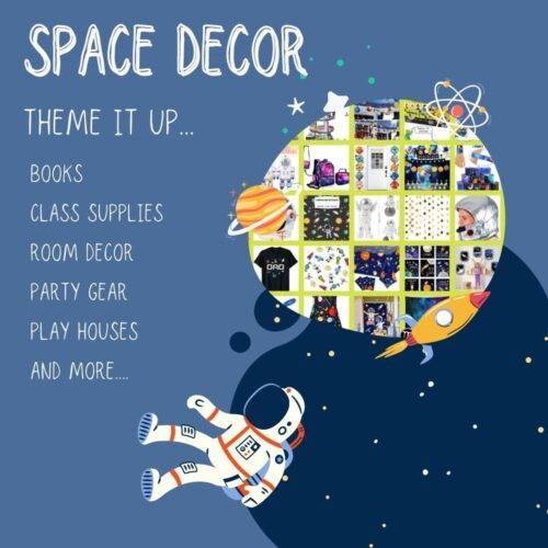 space decorations