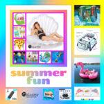 summer fun pool floats