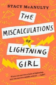 florida sunshine state reading list - the miscalculations of lightning girl
