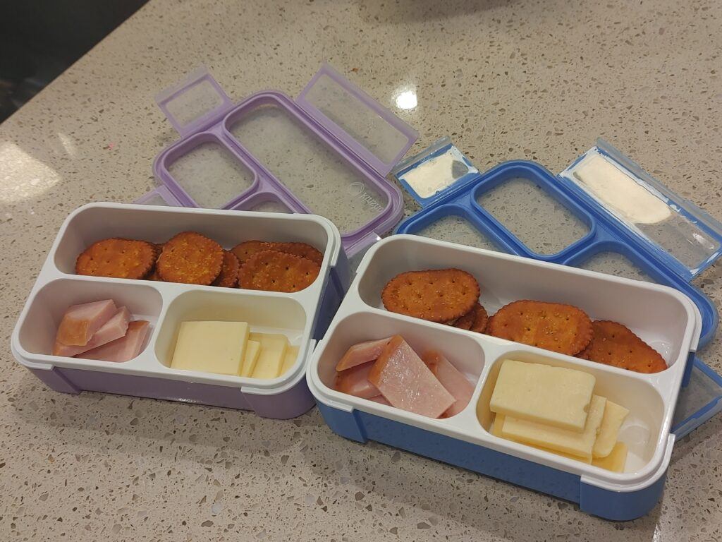 bento box - lunches