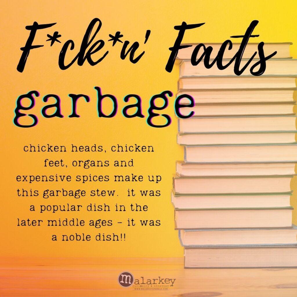 garbage fact
