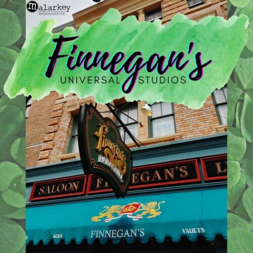 universal studios finnegans