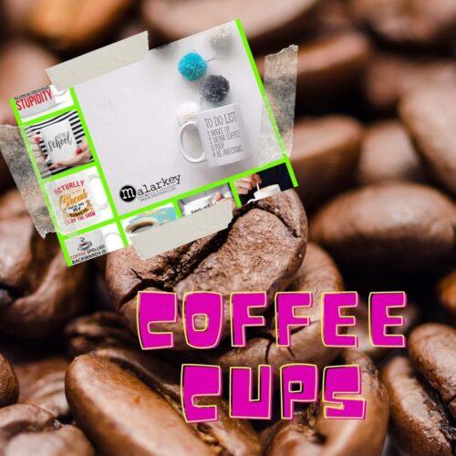 fun coffee cups
