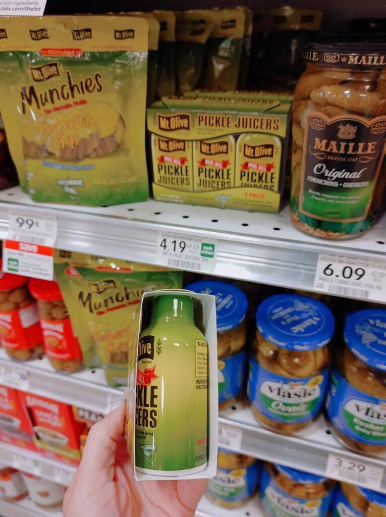 pickle juice - malarkey
